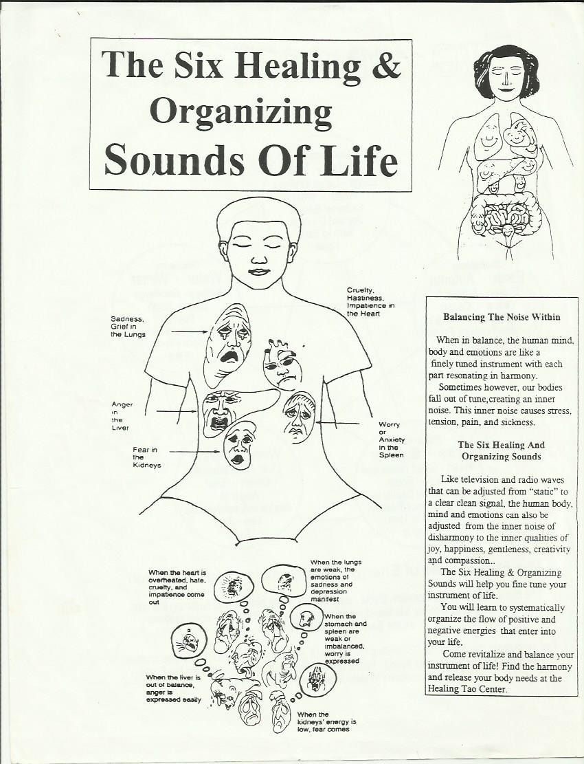 healing sounds chart 100bpi