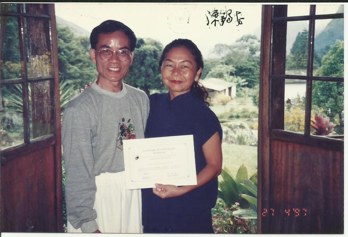 mestre Chen 1997