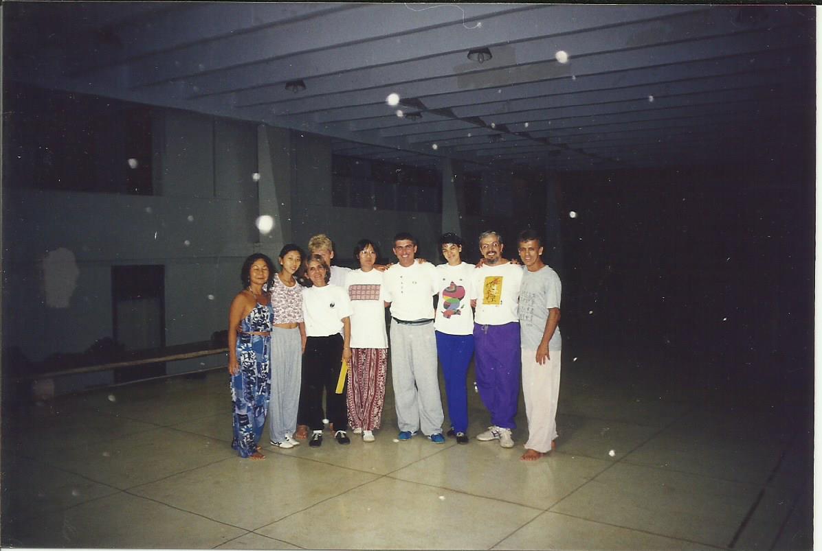 mestre Estevam Ribeiro 1998