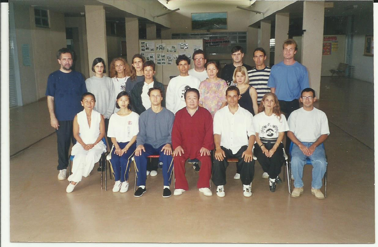 mestre Fushen Yuan 2001