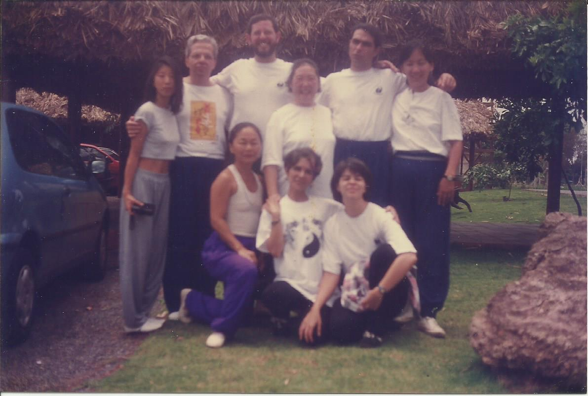 mestre Shen Hai Min 1997