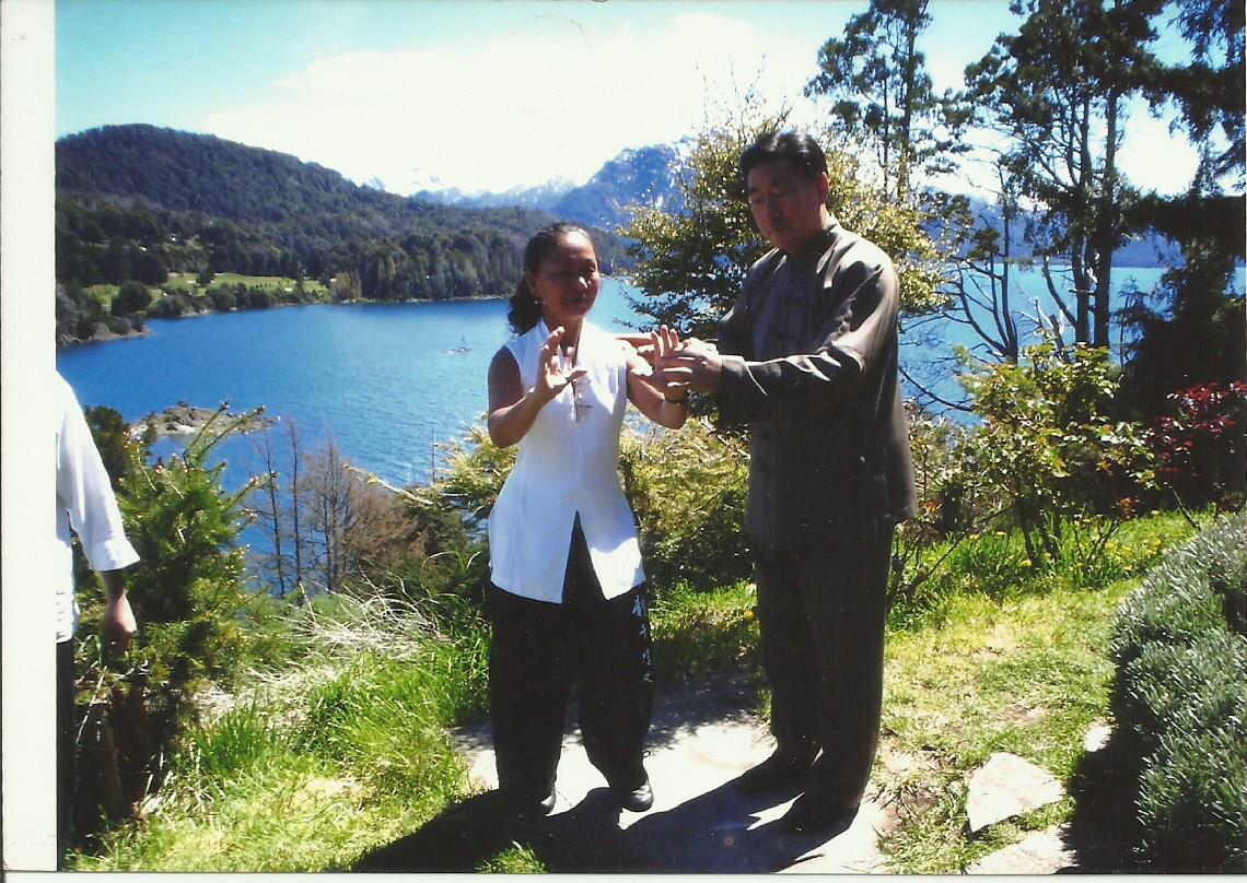 mestre Shen Xiao Wan 2002