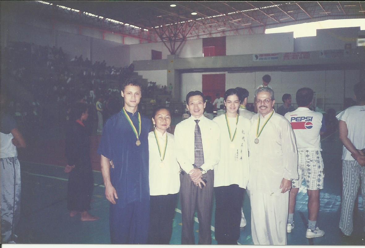 mestre Wang Hsiao Po